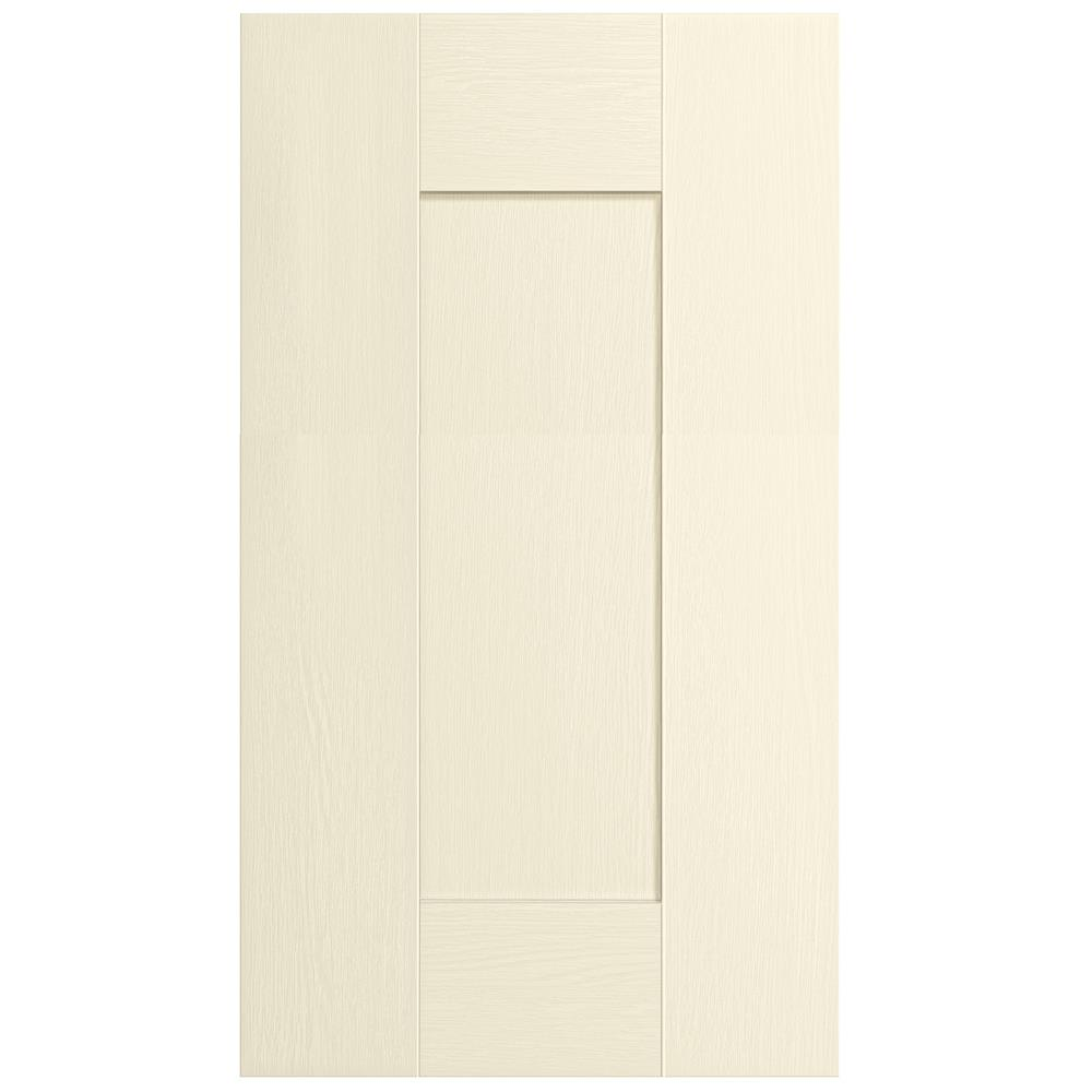 Cream Kitchen Doors: Grained Shaker Ivory Cream Kitchen Units & Doors NEW (Unit